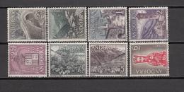 1963 - 1964   EDIFIL  Nº 60 / 61   / * /