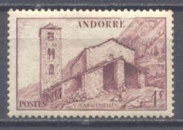 Andorre Français YT N°100 Saint-Jean De Caselles Neuf **