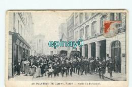 B - 75014 - PARIS -  Vente à PRIX FIXE -  13 Rue Joanes Et Boulitte - Planteur Caiffa - Café - Sortie Du Personnel - District 14