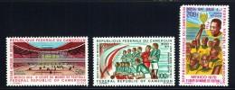 1970  Coupe Du Monde De Football  - Mexico ** - Camerun (1960-...)