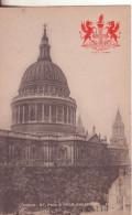 49-London-Inghilterra-Regno Unito-St.PaulCathedral-Primi 900-Nuova-New - St. Paul's Cathedral