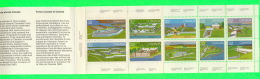 TIMBRES DU CANADA - NH-VF, CANADIAN FORTS - 10 STAMPS BOOKLETS - SCOTT No 992a , 10 X 32ç  - NEW -