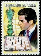 Schach Chess Ajedrez échecs - Tschad Tchad Chad - 2001