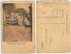 RAID PECHINO - PARIGI 1907 #179 - Non Classificati