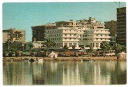 SAUDI ARABIA-ARABIE SAOUDITE - JEDDAH AL-BIA'A SQUARE