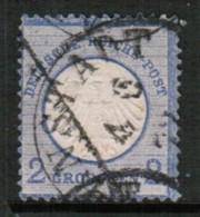 GERMANY   Scott # 5 VF USED - Oblitérés