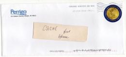 Etats-Unis--2016--Lettre De Allegan,MI 49010 (USA) Pour La France--tp Seul Sur Lettre Personnalisée - Cartas