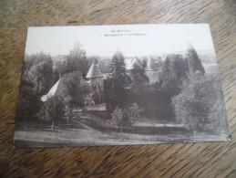 CPA De Ménessaire - En Morvan - N°7 - Le Château - Daté 1932 - Autres Communes