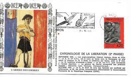 69  BRON  1994  Cinquantenaire De La Libération  2/09/94