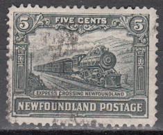 NEWFOUNDLAND    SCOTT NO.  149    USED    YEAR  1928 - Newfoundland