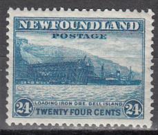 NEWFOUNDLAND    SCOTT NO.  210     MINT HINGED     YEAR  1932 - Newfoundland