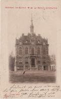 CPA - AK Hoboken Lez Anvers Antwerpen Maison Communale Bei Polderstad Moretusburg Stuivenbergwijk Hemiksem Schoonsel - Hemiksem