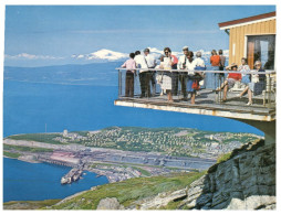 (ORL 640) Norway - Narvik Ciry, Port And Industry - Norway