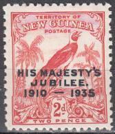 NEW GUINEA    SCOTT NO. 47     MINT HINGED     YEAR  1935