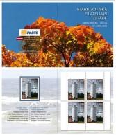 Latvia Lettland Lettonie 2016  Lighthouses Of Latvia - Ovisi Lighthouse MNH  Booklet