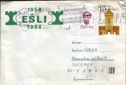 Poland - Chess - Esperanto - ESLI(Esperanta Sak-Ligo Internacia) ,30 Years Of Existence 1958-1988