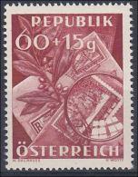 Österreich 1949, ANK 958, Tag Der Briefmarke ** Postfrisch (ANK 4,50 €)