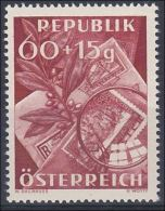 Österreich 1949, ANK 958, Tag Der Briefmarke ** Postfrisch (ANK 4,50 €) - 1945-.... 2. Republik