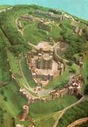 Postcard - Dover Castle, Lighthouse & Church, Kent. P.8. - Dover