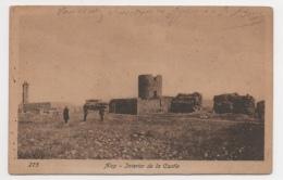 SYRIE - ALEP Interior De La Castle (?)