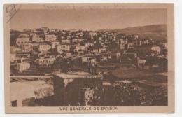 SYRIE - Vue Générale De Ba'abda (voir Descriptif)