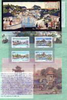 BLOC SOUVENIR  - France-Chine