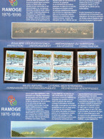 BLOC SOUVENIR  - Ramoge 1976-1996