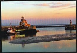 Postcard - Ramsgate West Pier Lighthouse - Perfugium Miseris, Kent. A - Lighthouses