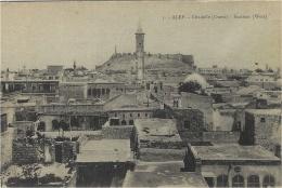 ALEP - Citadelle (Ouest) - Fortress (West) - Ed. Cl. Thévenet, Alep