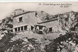 -  74 - CHALET REFUGE DE LA DENT D'OCHE - - Autres Communes