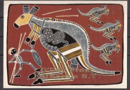 Australia - ALICE SPRINGS ( NT ) Aborigeni . Caccia Al Canguro - Hunting The Kangaroo - Océanie
