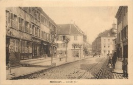HERICOURT - Grande Rue. - Frankrijk
