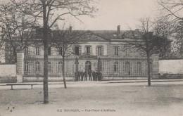 BOURGES -18- ETAT MAJOR D'ARTILLERIE - Bourges