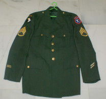 USA - US ARMY MILITARY JACKET - Uniforms