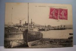CHERBOURG  ---L'Avant- Port  Et Les  Transbordeurs - Cherbourg