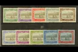 1923 Tercentenary Set To 2s6d, SG 48/57, Fine Mint (10 Stamps) For More Images, Please Visit...