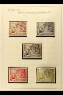 1951-59 VERY FINE MINT/NHM COLLECTION Neatly Presented In Mounts On Album Pages. A Strong Collection Of This...