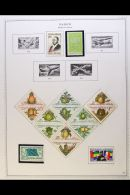 1959-69 MINT/NHM COLLECTION Presented On Printed Pages. A Most Useful Range Of Postal Issues With Many Complete...