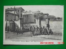 Saint Avold Quartier Mahon 1928 écrite Par Un Soldat Du 146eme RI - Saint-Avold