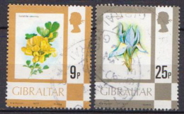 Gibraltar Used Stamps