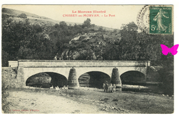 CHISSEY EN MORVAN - Le Pont - Francia