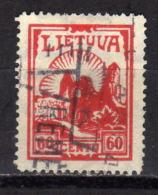 LITAUEN 1933 - MiNr: 384   Used