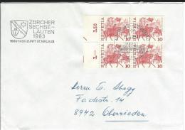 Sechseläuten Zürich 1983 - Storia Postale