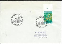 Bundesfeier St. Gallen 1988 - Storia Postale