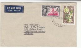 Fiji / Airmail / Postmarks - Fidji (1970-...)