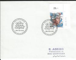 Int. Direktmarketing-Symposium Montreux 1989 - Storia Postale