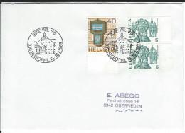 Regiophil Wil 1989 - Storia Postale