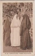 TYPES DE SYRIE - FEMMES MUSULMANES