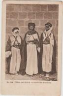 TYPES DE SYRIE - GUERRIERS BEDUINS