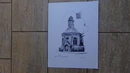 Aalst Kapel O.L.V. Van Meuleschelle Door Wauters - Estampes & Gravures